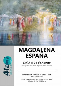 Magdalena españa