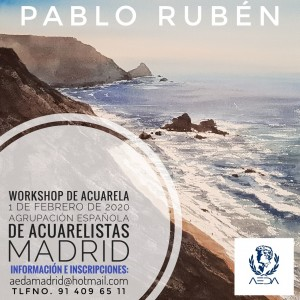 Workshop Pablo Ruben
