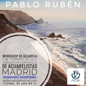 Workshop Pablo Ruben