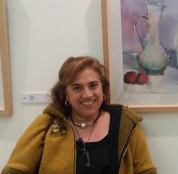 González Ballesteros, Rosa Mª